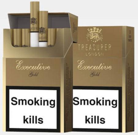 پاکت های استفاده سریع سیگار