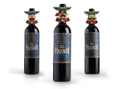 ایده های بسته بندی بطری ( طرح مکزیکو )