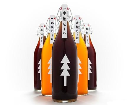 ایده های بسته بندی بطری ( طرح  نوشابه طعم دار شرقی)