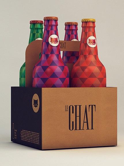 ایده های بسته بندی بطری جدید