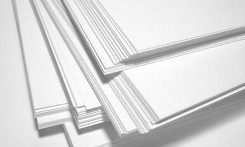 خصوصیات فیزیکی کاغذ