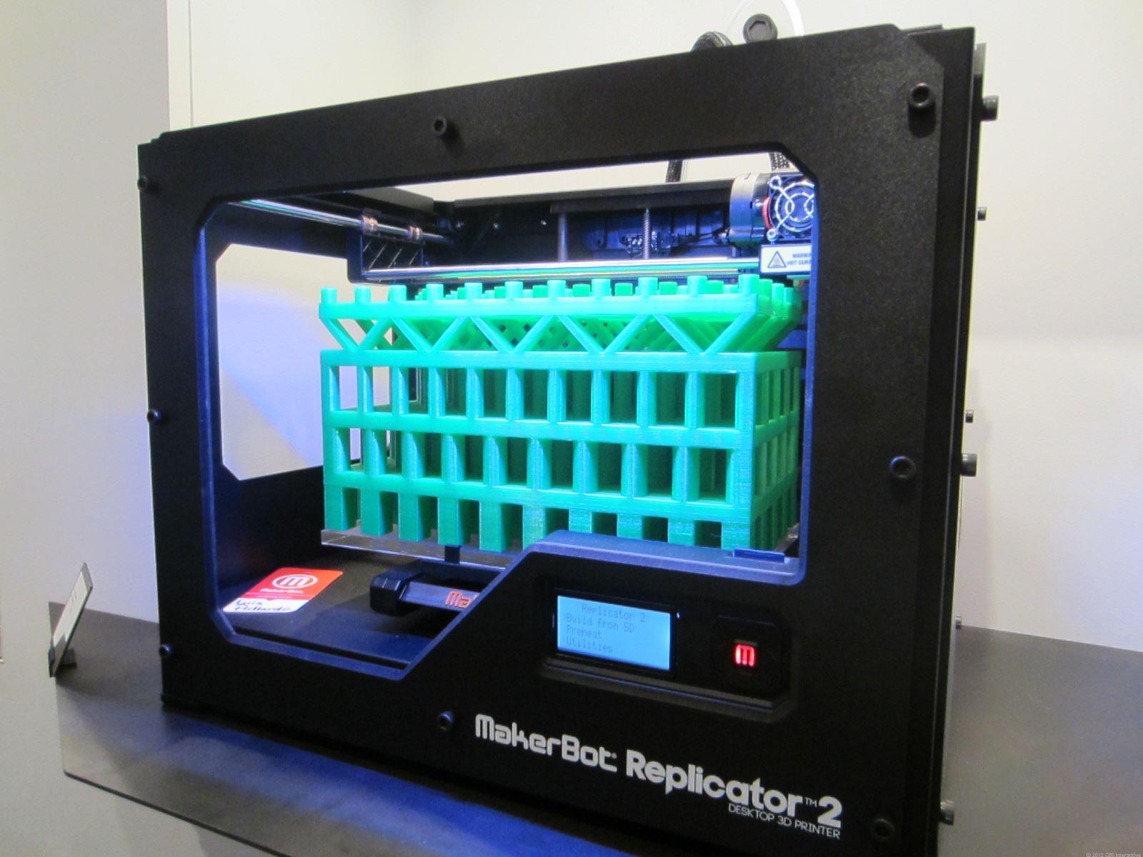 پرینتر 3 بعدی در صنعت چاپ