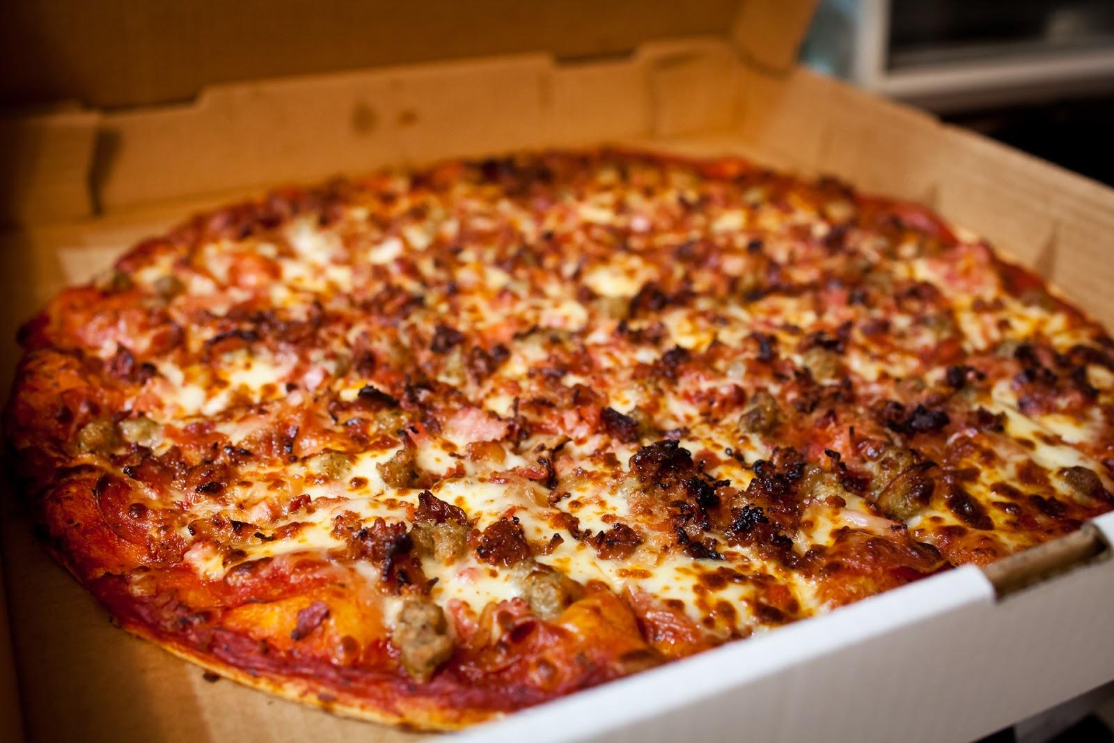 دانلود رایگان قالب جعبه پیتزا